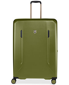 "CLOSEOUT! Victorinox Swiss Army VX Avenue 29"" Large Hardside Spinner Suitcase in Olive"