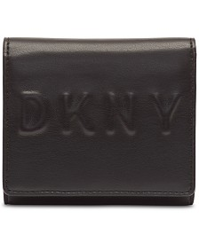 DKNY Tilly Logo Trifold Wallet, Created for Macy's