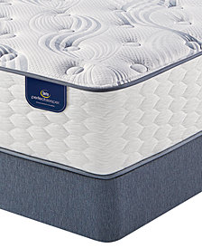 Serta Perfect Sleeper 13'' Broadview Plush Mattress Set- Twin