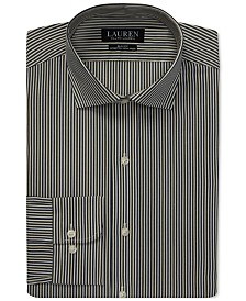 Lauren Ralph Lauren Men's Poplin Dress Shirt