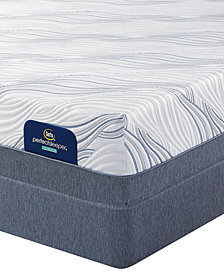 Serta Perfect Sleeper 12'' Rawley Hybrid Firm Mattress Set- Queen