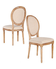 Reese Oval Back Chair