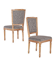 Reese Square Back Chair