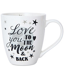 Pfaltzgraff Love U to the Moon & Back Mug