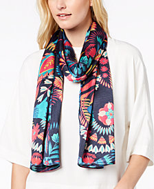 Echo Floral Paisley Scarf
