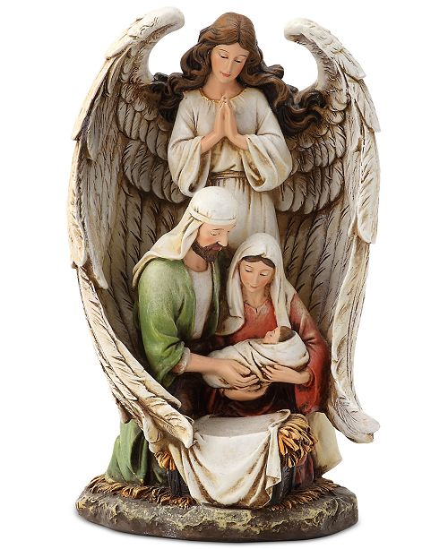 Napco Guardian Angel Nativity Figurine, Created for Macy's