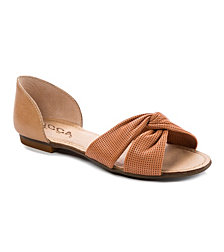 Lucca Lane Darsa Flat Sandals