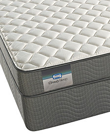 "ONLINE ONLY! BeautySleep 6"" Windsor Firm Mattress Set- California King"