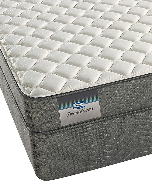 "Beautyrest BeautySleep 6"" Windsor Firm Mattress Set- Full"