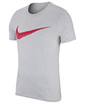 7a3e15bf517 Nike Men s Hangtag Swoosh T-Shirt