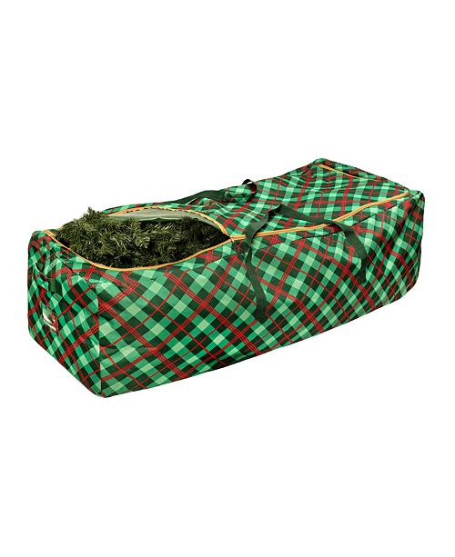 Christmas Tree Storage Bag.10 Foot Rolling Christmas Tree Storage Bag