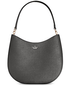 kate spade new york Cameron Street Lora Small Saffiano Leather Hobo