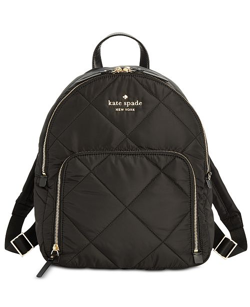 8ec6eb5f56c1 kate spade new york Watson Lane Quilted Hartley Backpack   Reviews ...