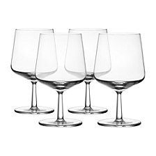 Iittala Essence Beer Glasses, Set of 4