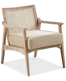 Leon Lounge Chair, Quick Ship