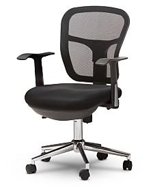 Jalissa Office Chair, Quick Ship