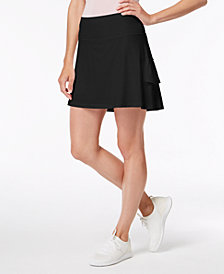 Ideology Ruffled Tennis Skirt, Created for Macy's