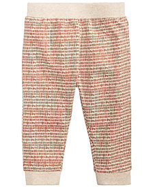 First Impressions Baby Boys & Girls Llama-Print Jogger Pants, Created for Macy's