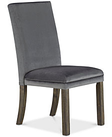 Trenton Dining Chair (Set Of 2), Quick Ship