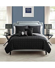 Hayden Reversible 5-Pc. Quilt Set Collection