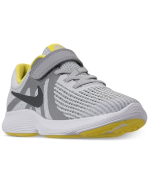 Nike Little Boys Revolution 4 Athletic Sneakers from Finish Line