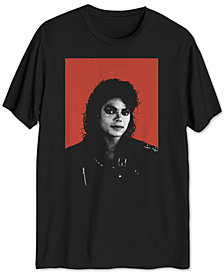Men's Michael Jackson Graphic T-Shirt