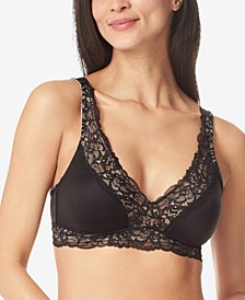 Lace Escape Wirefree Contour Bra with Lace Trim RO3361A