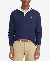 bf0b010d Polo Ralph Lauren Men's The Iconic Rugby Classic Fit Shirt
