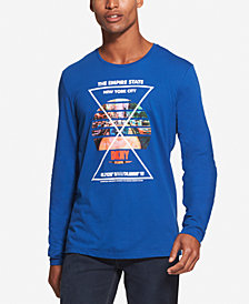 DKNY Men's New York City Graphic T-Shirt