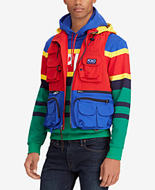 Polo Ralph Lauren Men's Hi Tech Water-Repellent Vest
