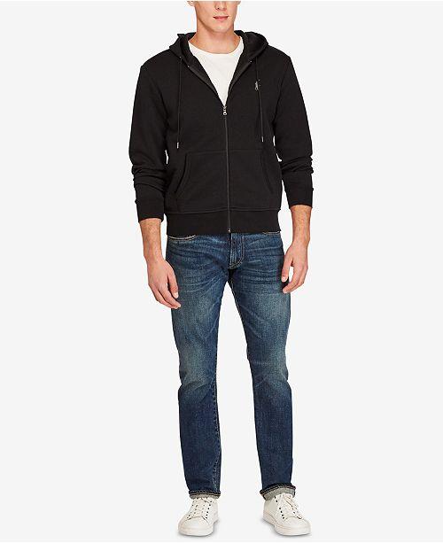 ... Polo Ralph Lauren Men s Big   Tall Double-Knit Full-Zip Hoodie ... a95a8da48