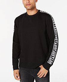 Just Cavalli Men's Logo Tape Sweatshirt