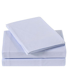 Truly Soft Solid Jersey Full Sheet Set