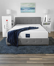 "MacyBed 10"" Cushion Firm Memory Foam Mattress , Quick Ship, Mattress in a Box - Queen"