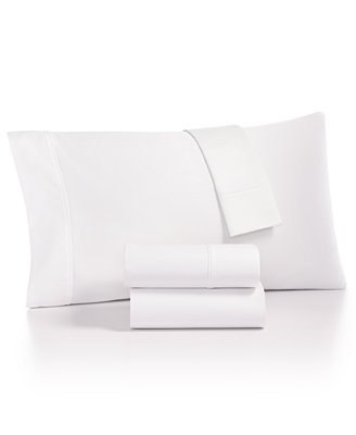 Sleep Luxe 4 Pc. Solid Queen Sheet Set, 700 Thread Count Egyptian Cotton, Created For Macy's by Charter Club