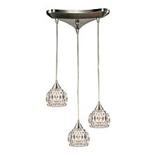 Kersey 3-Light Pendant