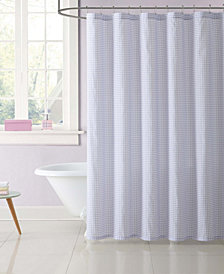 Truly Soft Everyday Gingham Shower Curtain