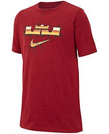 Nike Big Boys LeBron-Print T-Shirt