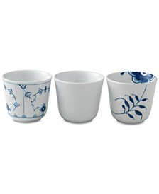 Royal Copenhagen Gifts With History Thermal Cups, Set of 3