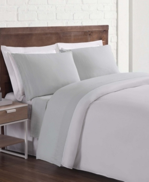 Brooklyn Loom Flax Linen California King Sheet Set Bedding