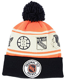 CCM NHL Original Six Pom Knit
