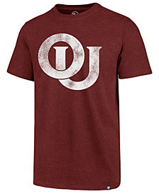 '47 Brand Men's Oklahoma Sooners Throwback Club T-Shirt
