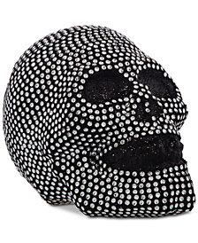 Home Essentials Studded Decorative Skull