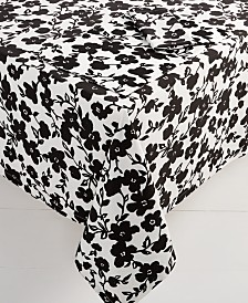 "kate spade new york Primrose Drive 60"" x 84"" Cotton Tablecloth"