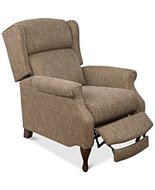Fareham Fabric Pushback Recliner