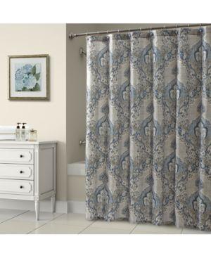 "Croscill Maya 70"" x 72"" Shower Curtain Bedding 6710164"