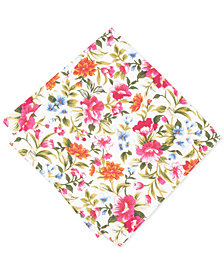 Bar III Men's Lassen Floral Pocket Square, Created for Macy's