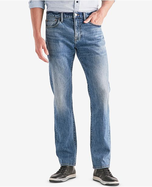 lucky 221 men's straight fit jean