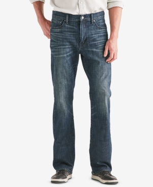 Lucky Brand Men's 181 Relaxed Straight Jeans