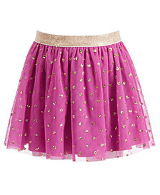 Epic Threads Toddler Girls Glitter-Tulle Skirt, Created for Macy's
